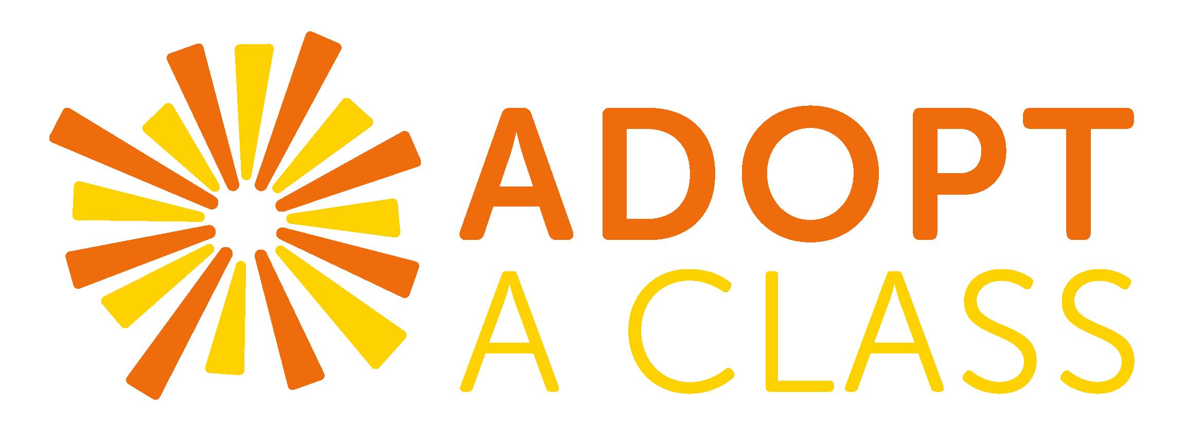 Adopt a Class logo